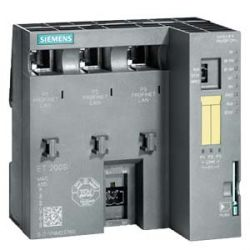SIPLUS ET200S IM151-8F PN/DP-25 ... +60 DEGREES CWITH CONFORMAL COATINGBASED ON 6ES7151-8FB01-0AB0.CPU FOR ET200S,256 KB WORKING MEMORY,INT. PROFINET INTERFACE(WITH THREE RJ45 PORTS)AS IO-CONTROLLER, W/O BATTERYMMC REQUIRED
