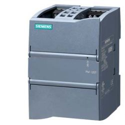 SIPLUS S7-1200 PM1207FOR MEDIAL STRESSWITH CONFORMAL COATINGBASED ON 6EP1332-1SH71.STABILIZED POWER SUPPLYINPUT: 120/230 V ACOUTPUT: 24 V DC/2.5 A
