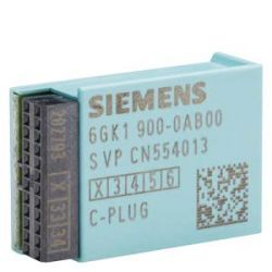 SIPLUS C-PLUG-40 ... +70 DEGREES CWITH CONFORMAL COATINGBASED ON 6GK1900-0AB00.REPLACEABLE , FOR SIMPLE DEVICEEXCHANGE IN CASE OF FAILURE,FOR STORAGE OF CONFIGURATIONOR USER DATA, APPLICATIONIN SIMATIC NET PRODUCTSWITH C-PLUG SLOT