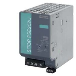 SIPLUS PS E202U REDUNDANZMODULFOR MEDIAL STRESSWITH CONFORMAL COATINGBASED ON 6EP1961-3BA21.INPUT/OUTPUT: 24 V/40 A DCCAN BE USED FOR DECOUPLING OF 2SITOP POWER SUPPLIES WITH20 A MAX. OUTPUT CURRENT EACH