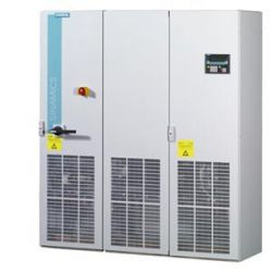 SINAMICS S150CONVERTER CABINET UNIT, AC/ACWITH CIM+CU320-23AC 500-690V, 50/60HZUNIT RATING: 110KWIMPULSE-COMMUTATED SUPPLYWITH POWER RECOVERYVERSION A, INCL. EMV-FILTER2. AMB. CONDITION, CATEGORY C3